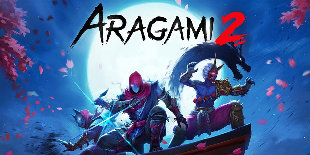 Aragami 2 - Keyart