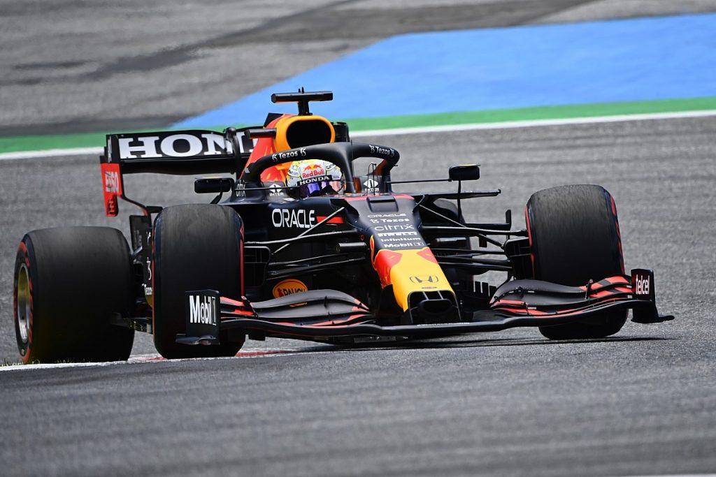 F1, Austria, Libere 1: ci sono le Ferrari dietro a Verstappen