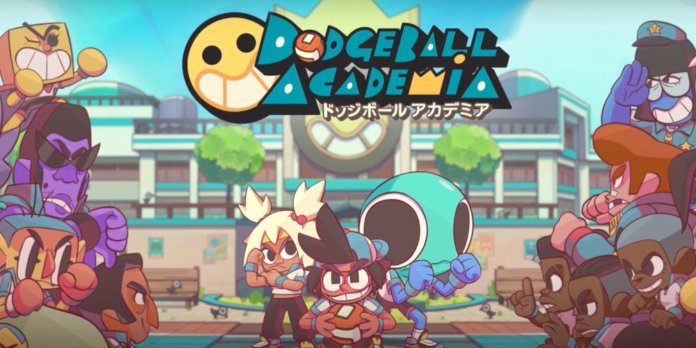 Dodgeball Academia