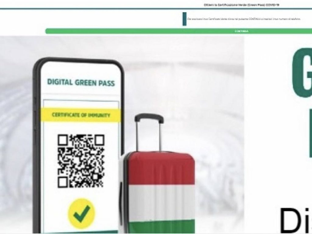 """""""Download Green Pass"""", but pay attention to the message: what it hides"""