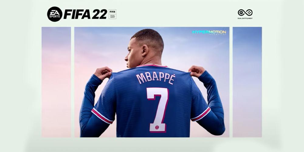 FIFA 22: Legacy Edition - Keyart