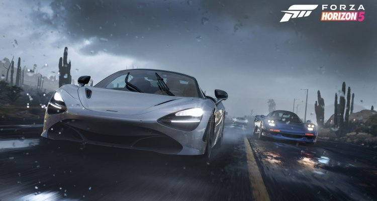 Forza Horizon 5 will have hundreds of parts to customize cars and pilots Playground Games - Nert 4. Life says