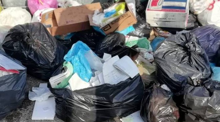 Give hazardous waste in the woods, the businessman condemned - Chronicle