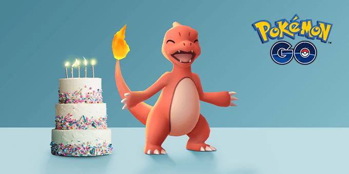 Happy 5th Birthday, Pokemon GO • Nintendo Link
