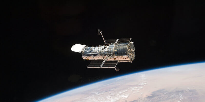 Hubble has a trick - The Post
