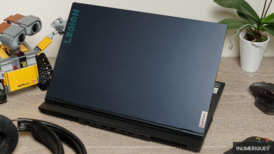 Lenovo Legion 5 Review: € 1000 Laptop Interesting Gaming Performance