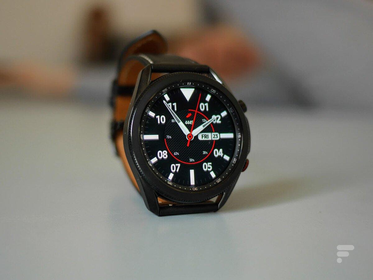 La Samsung Galaxy Watch3
