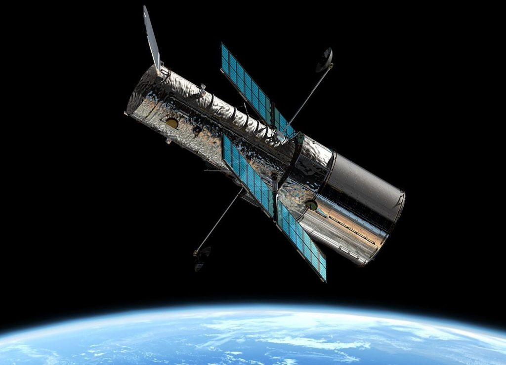NASA: Hubble recovery is scheduled for next week