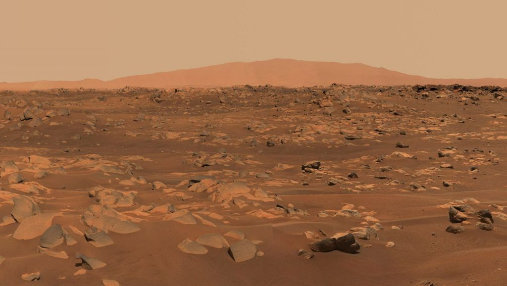 """NASA probe """"Insight"""": Mars has a larger core and thinner crust than expected"""