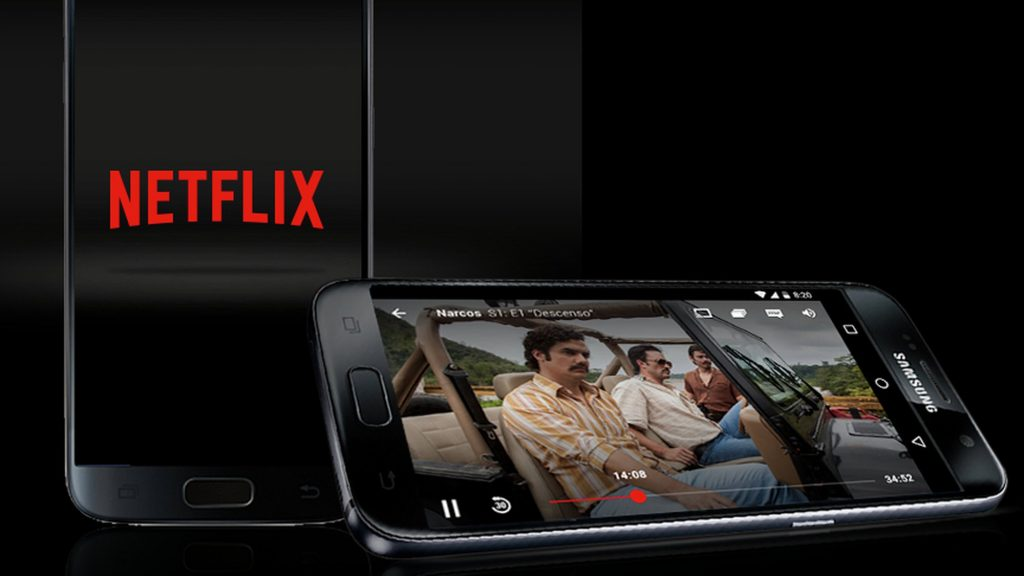 Netflix has started downloading part