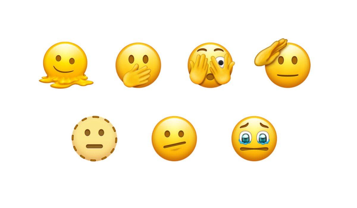 Description of emojis proposed for version 14 // Source: Emojipedia