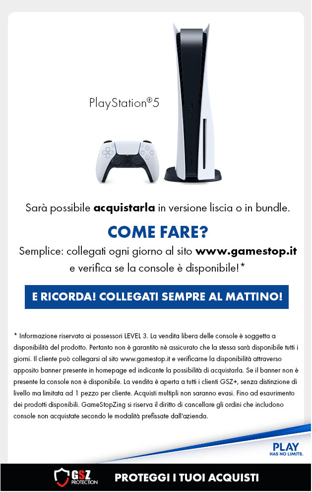 PlayStation 5 GameStop promotion
