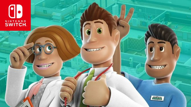 Play Doctor for free at Two Point Hospital