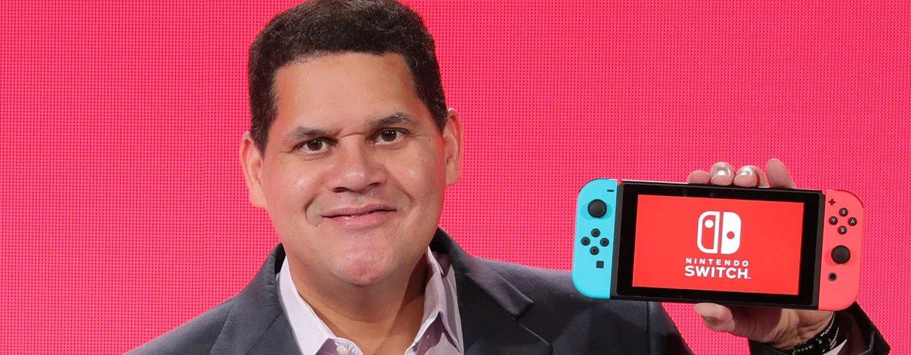 Reggie's nephew invents Nintendo