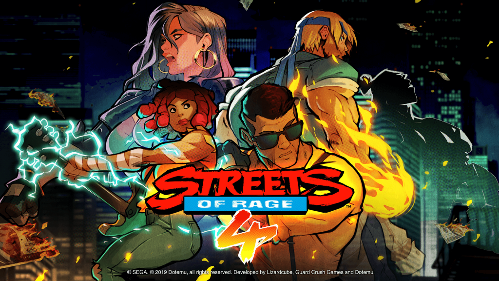 Roads of Rage 4 DLC announced for July 15 Nintendo Connect