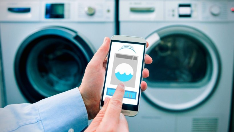 Smart Washing Machine: Samsung wants contacts, location and more