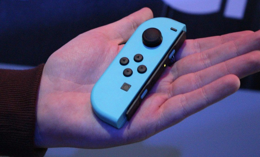 Some people think that the Nintendo Joy-Khan gliding problem was solved with an incredibly simple solution