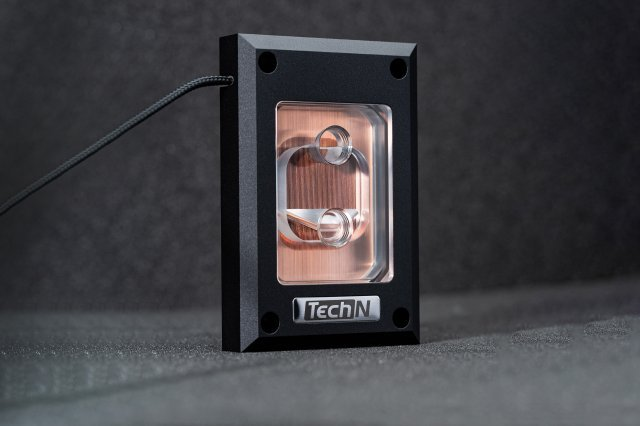 TechN brings the full cover water coolers made of copper