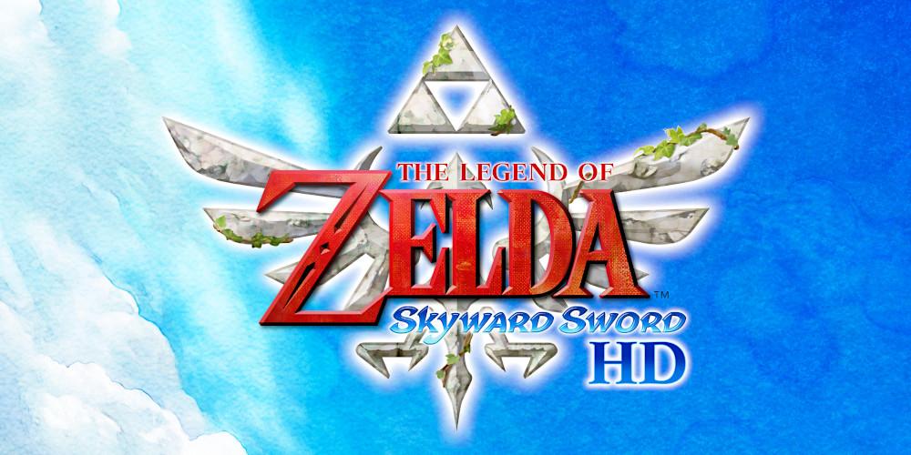 The Legend of Zelda: Skyward Sword HD - Logo