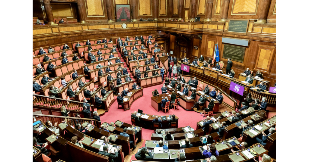 The Sostechni Bis Order A Law: The Final Speech Approved by the Senate