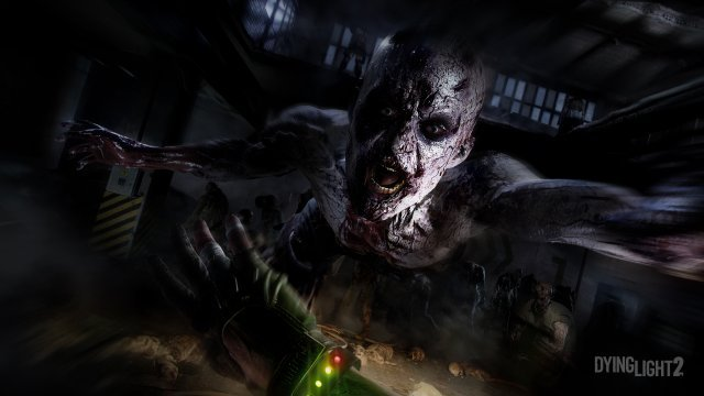 The new game trailer features scary zombies