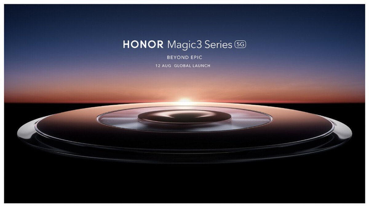 The presentation of Honor Magic 3 will take place on August 12th