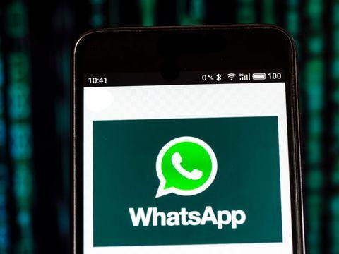 Leere nachricht iphone whatsapp schicken WhatsApp leere