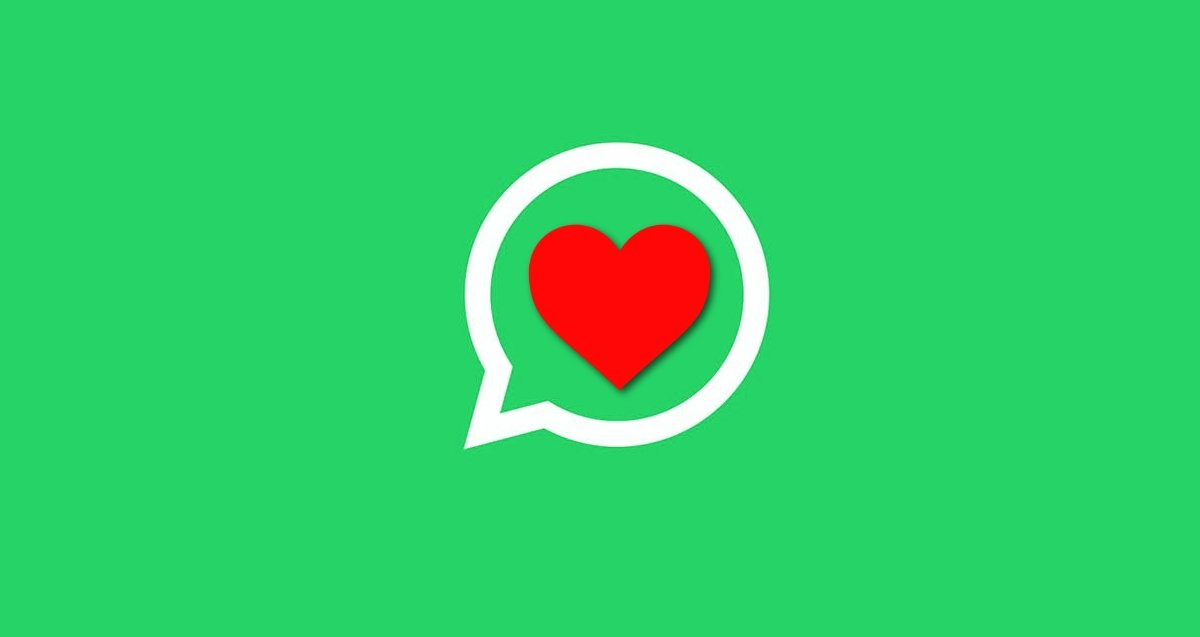 WhatsApp Heart Stickers