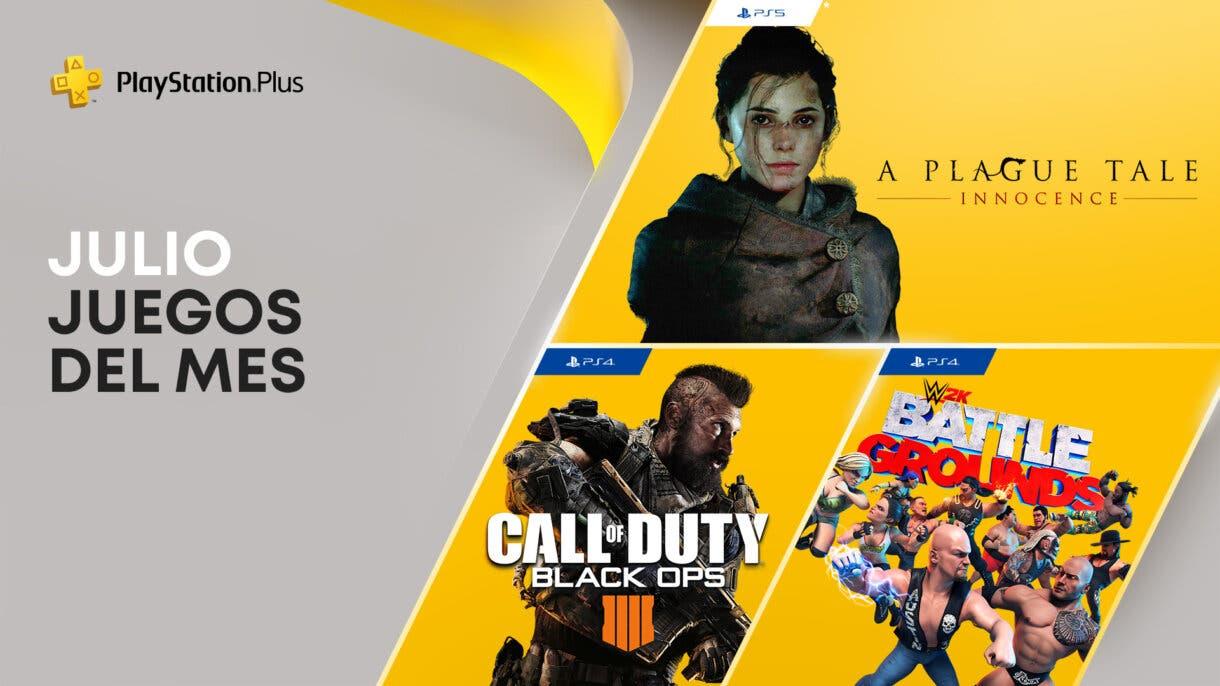 July psplus games