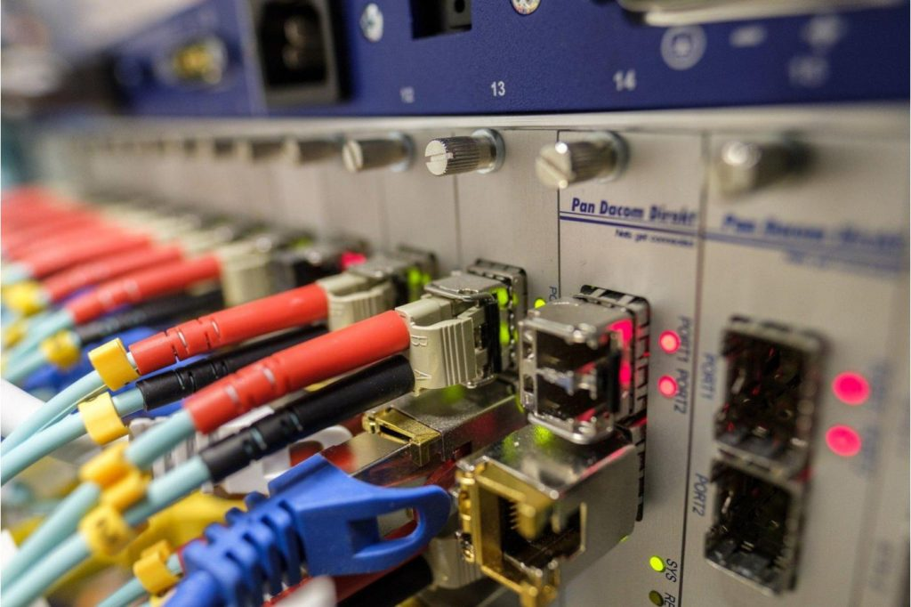 With 319 Tb / s, the researchers explode the fiber optic speed record