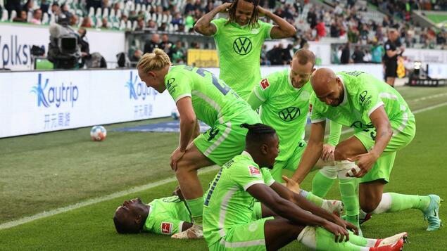 1-0 win over RP Leipzig: VFL Wolfsburg top again - Sports
