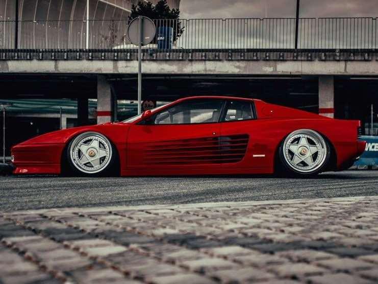 Bad Ferrari