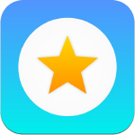 Preferably the star icon application iPad iPhone iPad