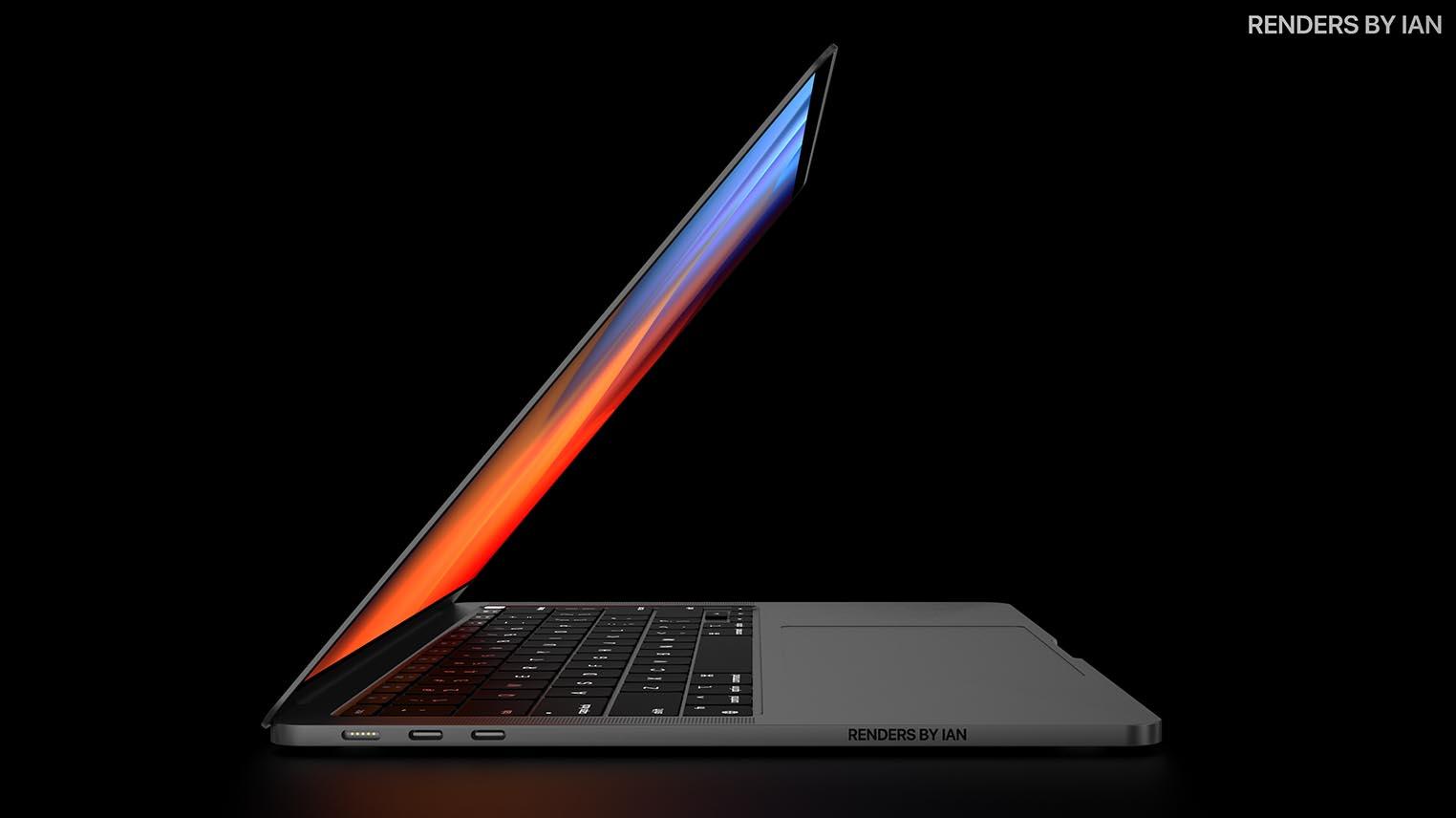 MacBook Pro M1X Comment