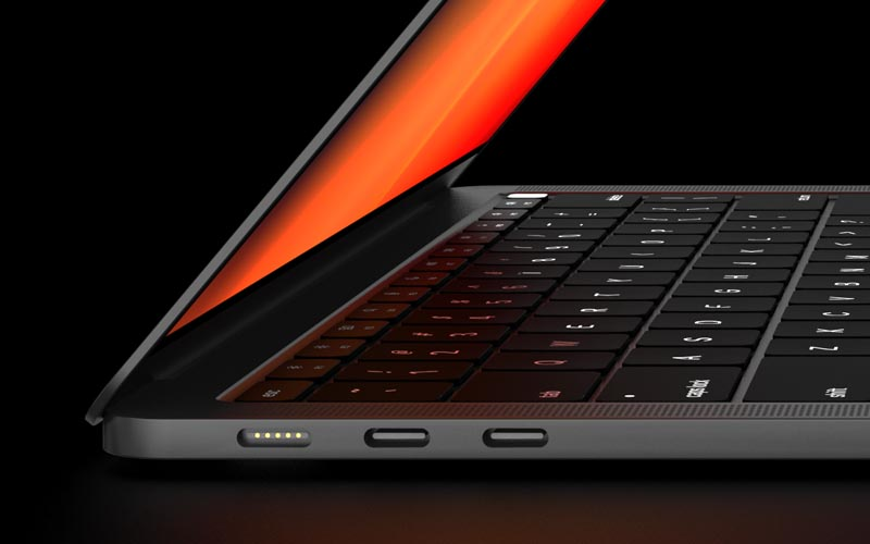 Was the MacBook Pro M1X invented in Russia?
