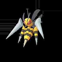Pokemon Mega-Tartarjnan