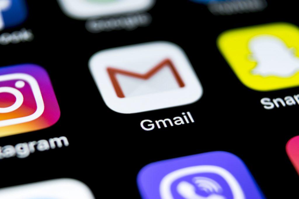 Gmail subit une panne depuis tôt ce matin.