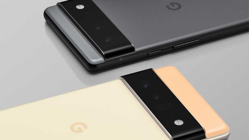 Téléchargez Maintenant Les Fonds D'écran Google Pixel 6 Et 6