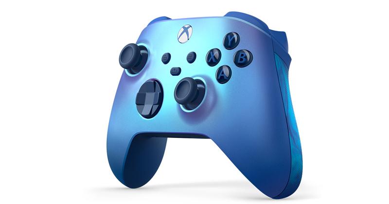 Neu ab September: der Xbox Wireless Controller Aqua Shift (Abbildung: Microsoft)