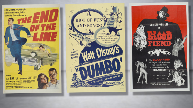 Download thousands of old movie posters for free