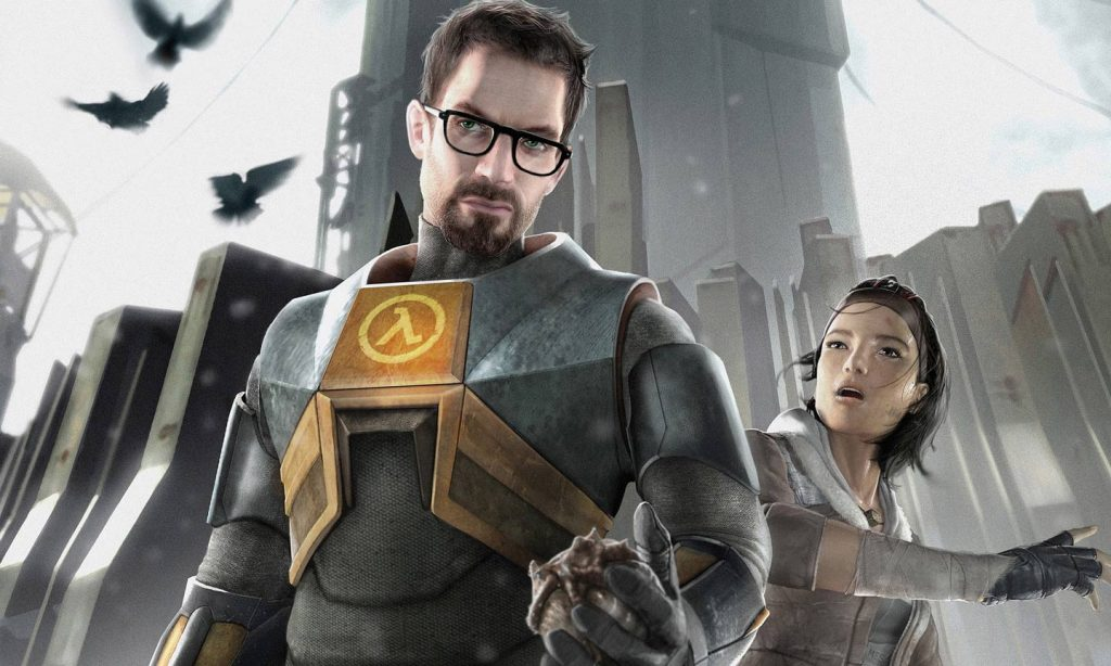 Half-Life 2 set a new player record 17 years after its release