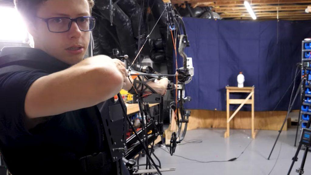Bow and Arrow 2.0: High-tech solution always hits the mark