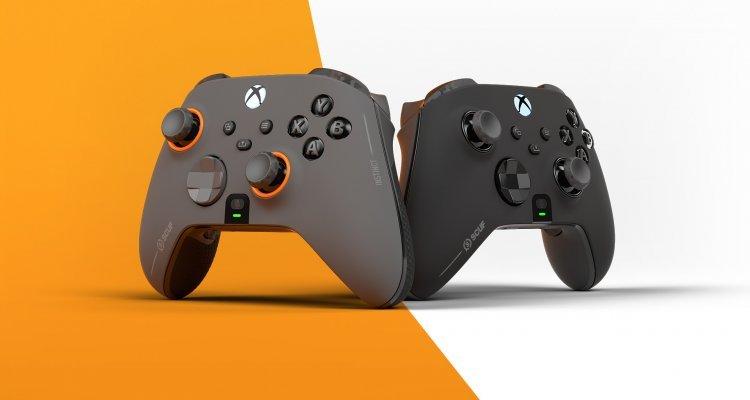 Xbox Series X |  S - SCUF Instinct and SCUF Instinct Pro announced for Multiplayer.com
