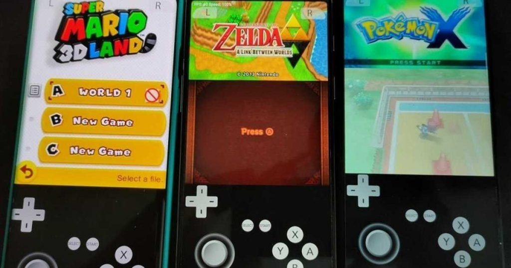 Comment Installer Un émulateur Nintendo 3ds Sur Android