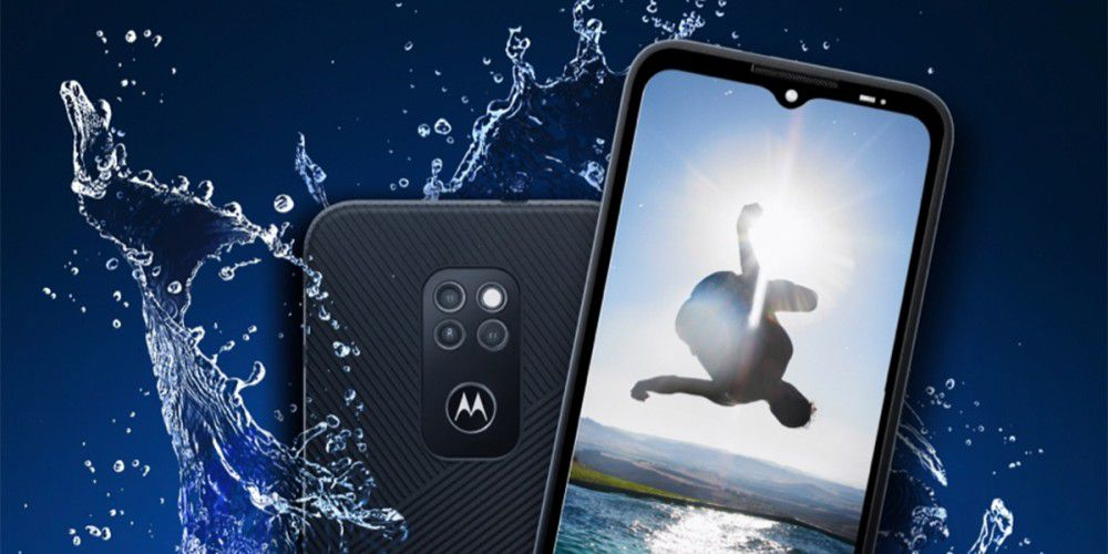 Motorola Diffie: The rugged smartphone is coming to Germany