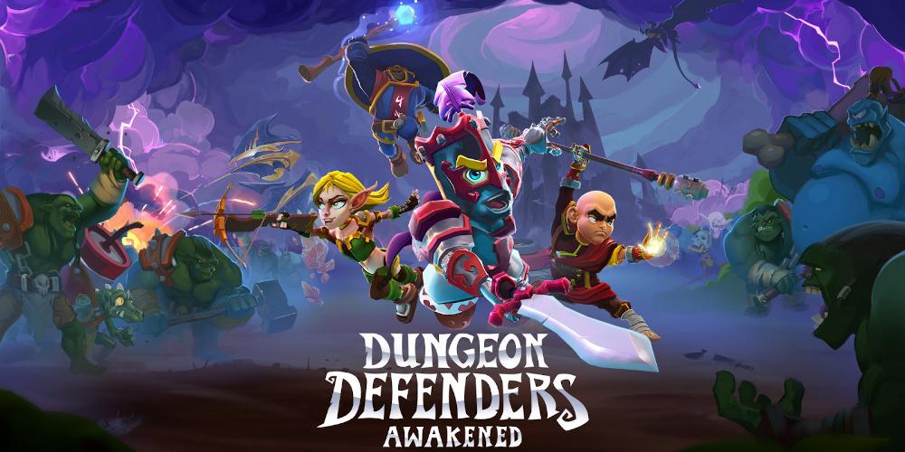 Test Zoo Dungeon Defenders: Awake - Nintendo Switch - Endeavor