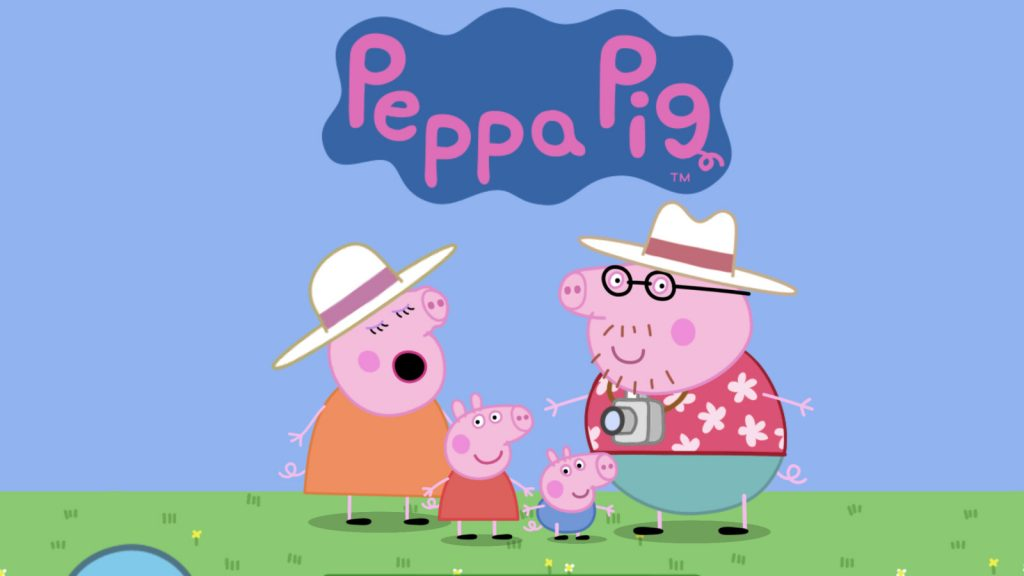 Instead of 3.49 euros for free: Peppa Pig game for kids is offered today