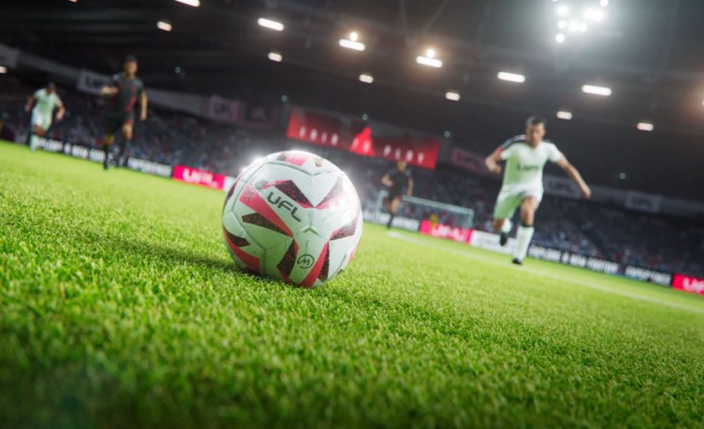 UFL: New competition for FIFA and PES