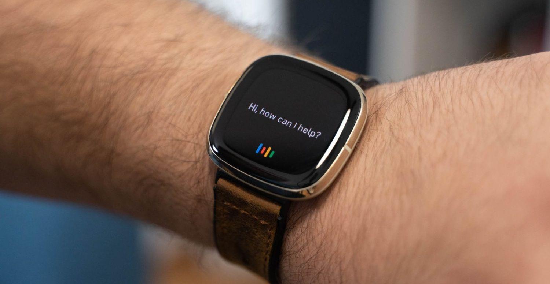 Fitbit Smartwatch Google Assistant