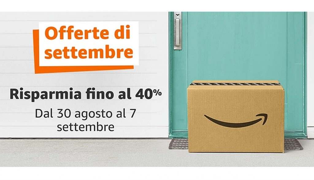 September Amazon Deals!  40% off from August 30th to September 7th